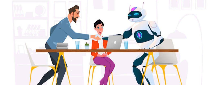 Robot pomoc czy zagrożenie na rynku pracy