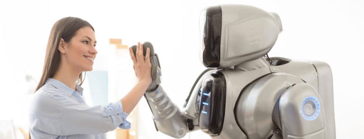 Co dobrego może wnieść robotyzacja?