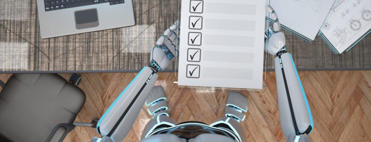 Robotyzacja - główne procesy
